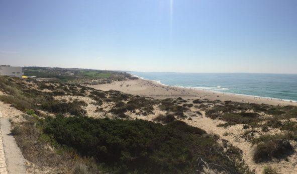 Surfspots Peniche - Areia Branca