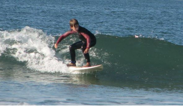 Baleal Middle Bay - Surfspot