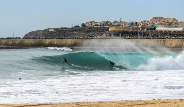 Surfspots Peniche - Molho Leste