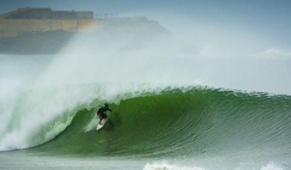 Surfspots Peniche - Supertubos