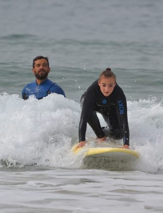 Surf School Peniche - Lesson for beginner