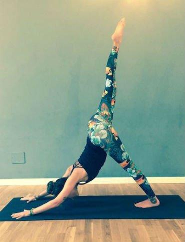 Yoga Classes - Position 2