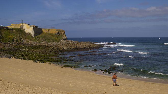 praia da consolacao - lato sabbia