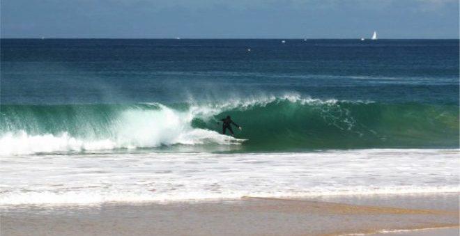 praia supertubos