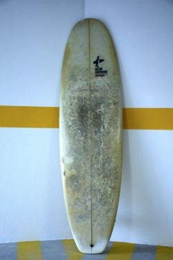 Surfboard Big air - front