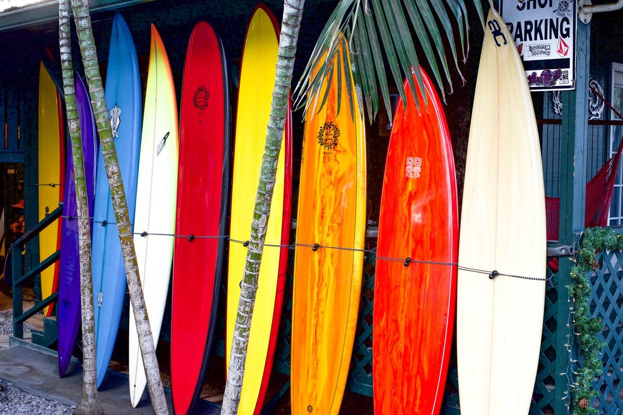 Surf shops in Peniche