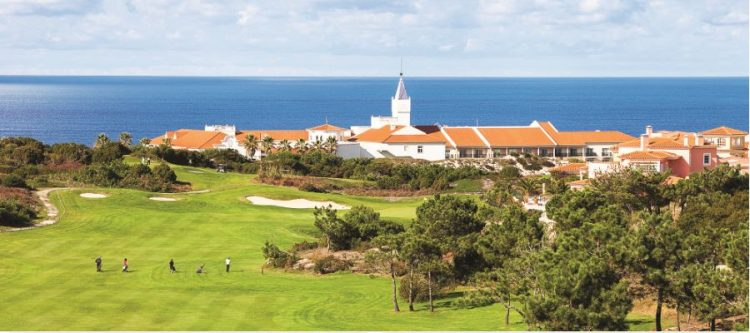 Praia d'El Rey Golf Court