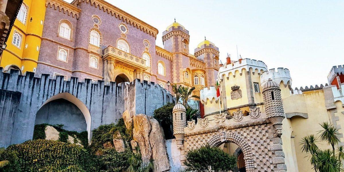 Come raggiungere Sintra da Peniche