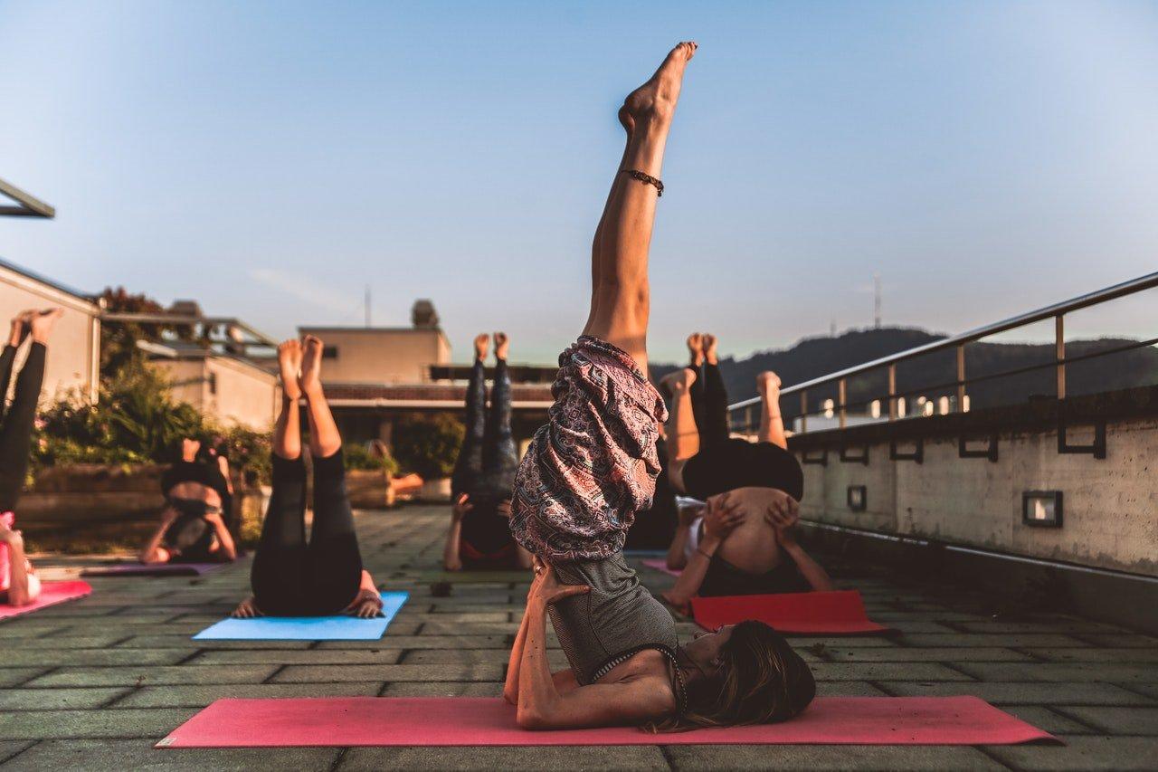 Yoga schools in Porto