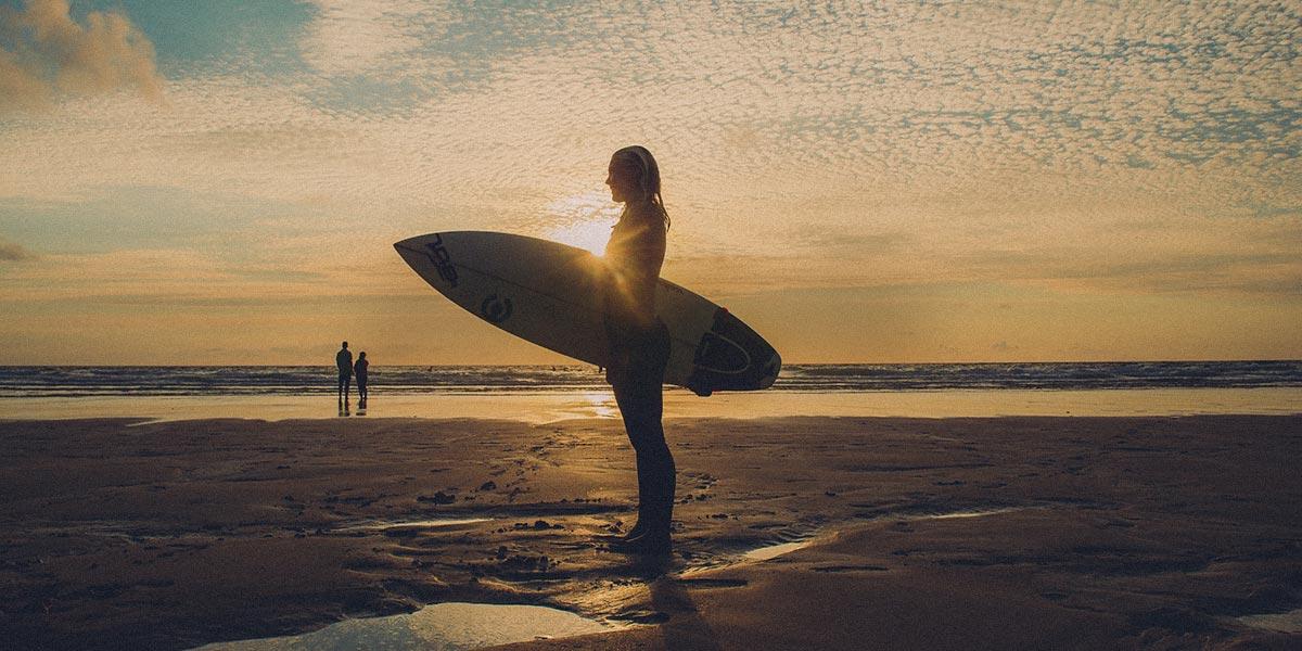 Scuole di Surf a Porto