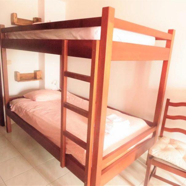 Dormitorio - Boa Onda Guesthouse