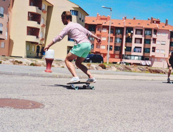 Skate rentals in peniche