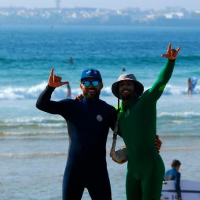 Istruttori di Surf a Peniche