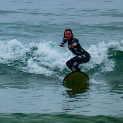 Lezioni di surf in Portogallo - Principianti