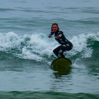 Surf Training in Peniche