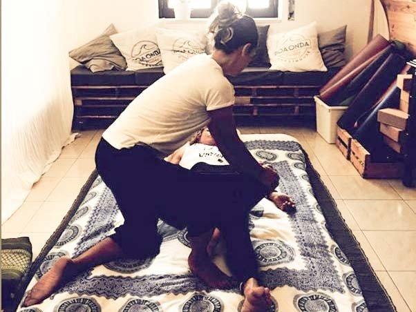 Massaggio Thai Professionale - Chiara Boa Onda