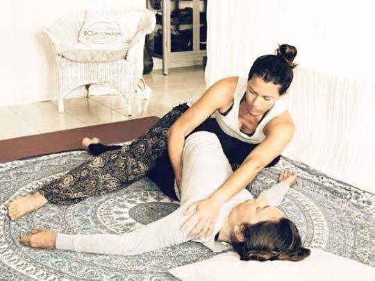 Massaggio Thai presso Boa Onda Guesthouse