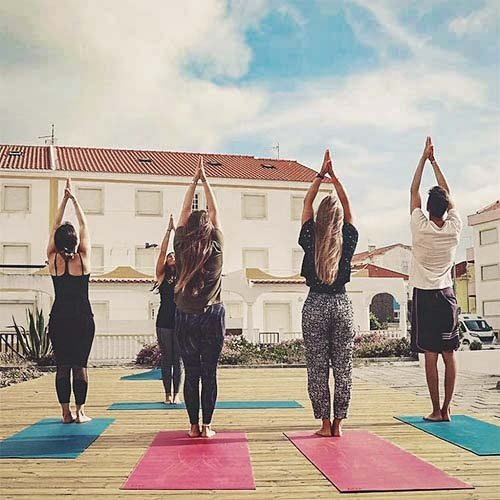 Corsi di Yoga in Portogallo