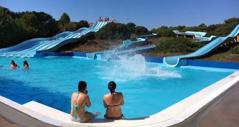 Sport Agua Waterpark a Peniche - Scivoli